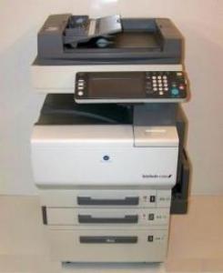 Photocopieur Konica Minolta Bizhub C450