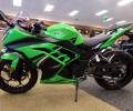 Brand New 2014 Kawasaki Ninja 250R SE