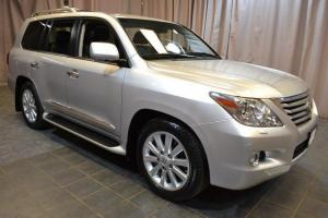for sale used 2011 lexus lx 570 GCC specs