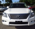 LEXUS LX 570 2011 IN GOOD CONDITION