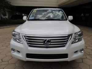 My Lexus LX 570 2011 Car for sale