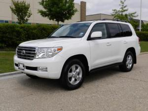 2010 Toyota Land Cruiser Full Options, Accident Free, Very Clean like