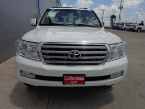 i wanna sell my 2011 Toyota Land Cruiser.