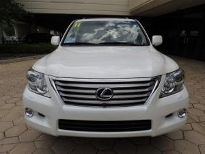Urgent Sale of my SUV Lexus LX 570 2011 Car