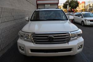 2014 Toyota Land Cruiser Base SUV 4x4