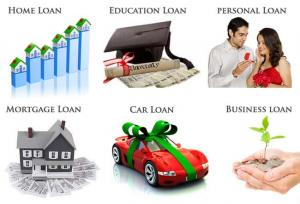 Business loan, Home loan, Mortgage loan