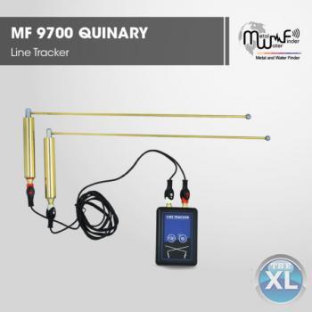 MF 9700 QUINARY | ذو 6 أنظمة إحترافية للكشف والتنقيب