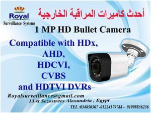 أحدث كاميرات مراقبة داخلية
