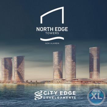 انطلاق مشروع North Edge بمدينة العلمين الجديدة