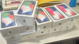 Apple iPhone X 64Gb 256Gb Silver,Gray (Unlocked)GSM Phone Unlocked Apple Warranty