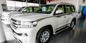 For Sale Toyota Land Cruiser Gxr V8 2018…Whatsapp: +17027205846
