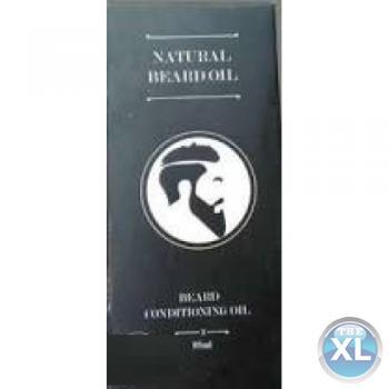 لنمو اللحية بكل سهولة زيت إنبات الذقن NATURAL Beard Oil