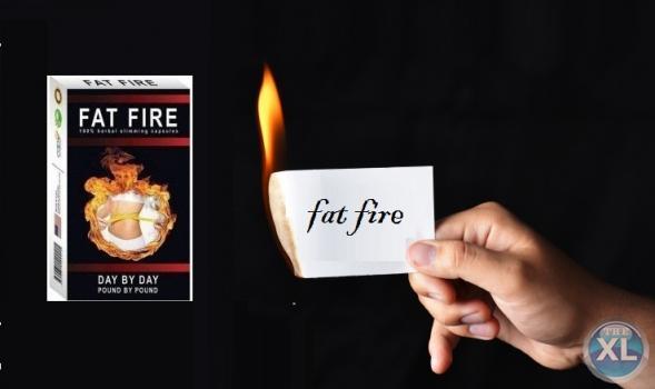 فات فاير للتخسيس FAT FIRE لجسم رشيق