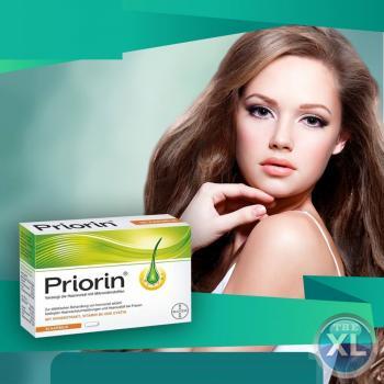 فيتامينات برايورين لدعم وتغذية جذور الشعر 01282064456