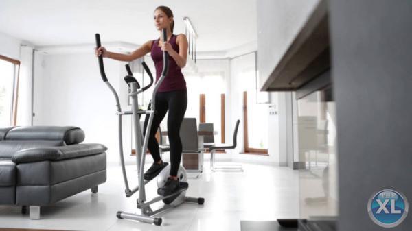 مع جهاز الغزال الطائر يعطيك فوائد المشي والجري