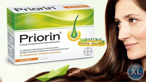 شعرك هينمو ويكون أقوى مع فيتامينات برايورين الالمانية 01282064456