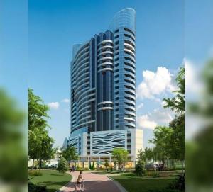 برج بلو ويفز من شركه تايجر العقاريه