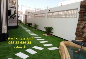 افضل شركة تنسيق حدائق عشب صناعي عشب جداري الرياض جدة ال