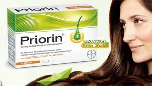 شعرك هينمو ويكون أقوى مع فيتامينات برايورين الالمانية
