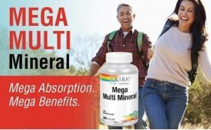 ميجا مالتي مكمل غذائي معدني متعدد الفيتامينات 01282064456