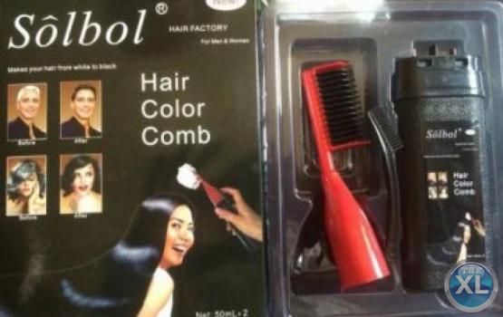 الماجيك كومب للتخلص من الشعر الابيض