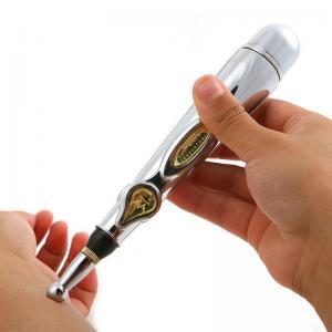 قلم الوخز بالإبر الكهربائية قلم تدليك لتخفيف الآلام