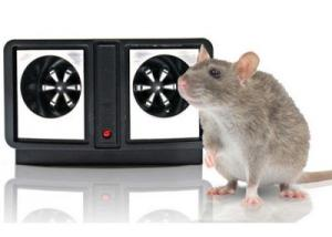 طارد الفئران جهاز رائع معتمد عالميا للقضاء على الحشرات