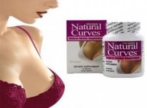 حبوب ناتشورال كيرفزالامريكيه لزيادة حجم الثدي natural curves