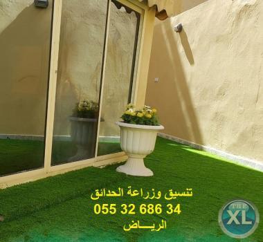 عشب جداري بالرياض 0553268634 عشب صناعي جدة تنسيق حدائق الدمام