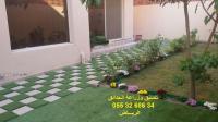 افضل شركات تنسيق حدائق بالرياض 0553268634 عشب صناعي عشب جدا�