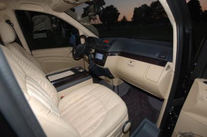 Mercedes-Benz Vito Viano 120